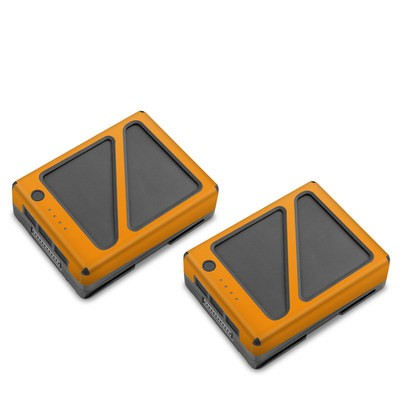 DJI Inspire 2 Battery Skin - Solid State Orange