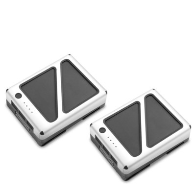 DJI Inspire 2 Battery Skin - Solid State White