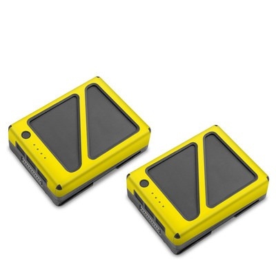 DJI Inspire 2 Battery Skin - Solid State Yellow