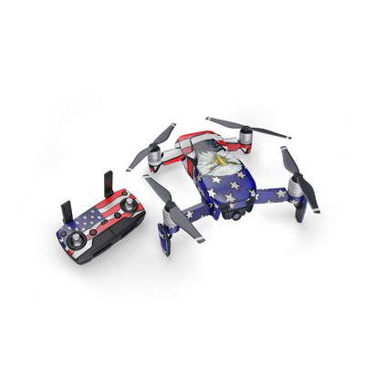 DJI Mavic Air Skin - American Eagle