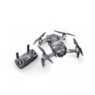 DJI Mavic Air Skin - Digital Urban Camo