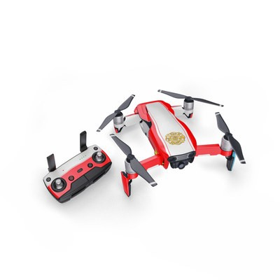 DJI Mavic Air Skin - Fireproof