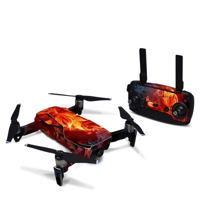 DJI Mavic Air Skin - Flower Of Fire