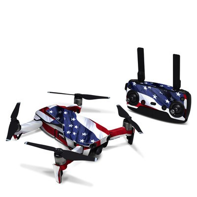 DJI Mavic Air Skin - Patriotic