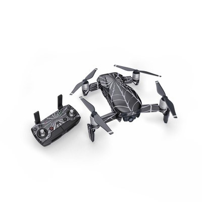 DJI Mavic Air Skin - Spiderweb