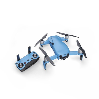 DJI Mavic Air Skin - Solid State Blue