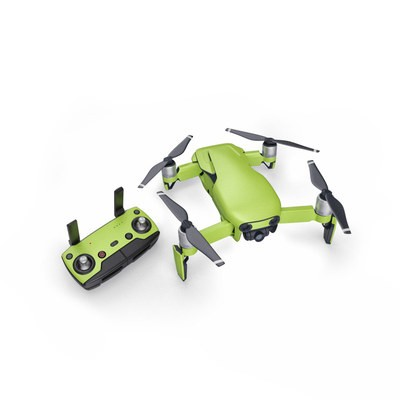 DJI Mavic Air Skin - Solid State Lime