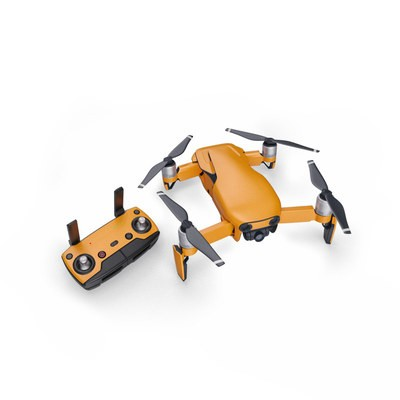 DJI Mavic Air Skin - Solid State Orange
