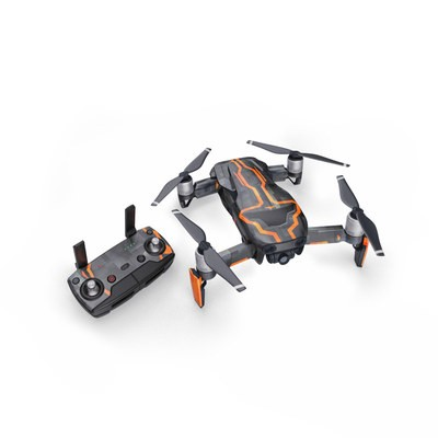 DJI Mavic Air Skin - V08 Starfighter