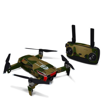 DJI Mavic Air Skin - War Tiger
