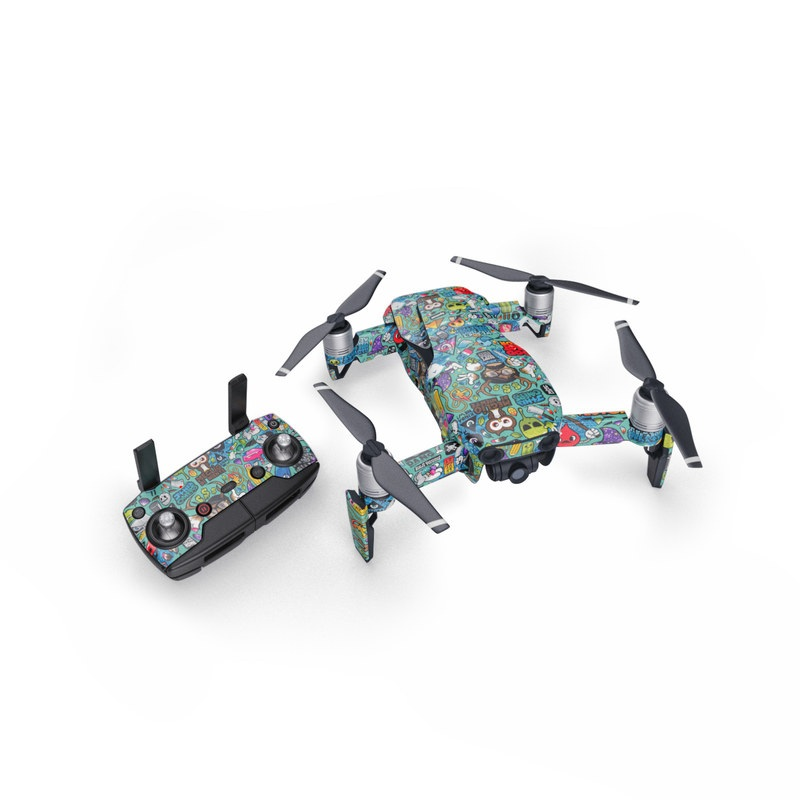 1b669d44518 DJI Mavic Air Skin - Jewel Thief