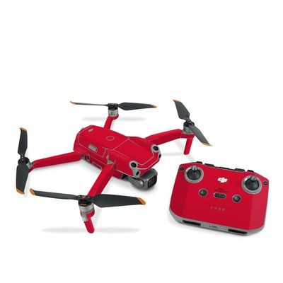 DJI Mavic Air 2S Skin - Solid State Red