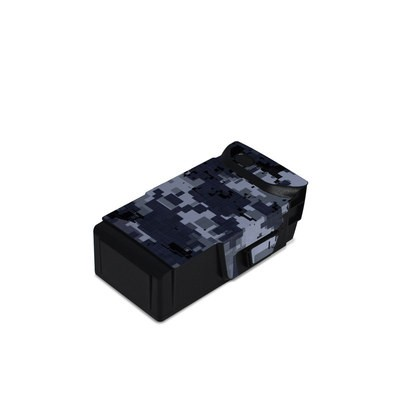 DJI Mavic Air Battery Skin - Digital Navy Camo