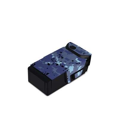 DJI Mavic Air Battery Skin - Digital Sky Camo