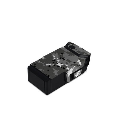 DJI Mavic Air Battery Skin - Digital Urban Camo
