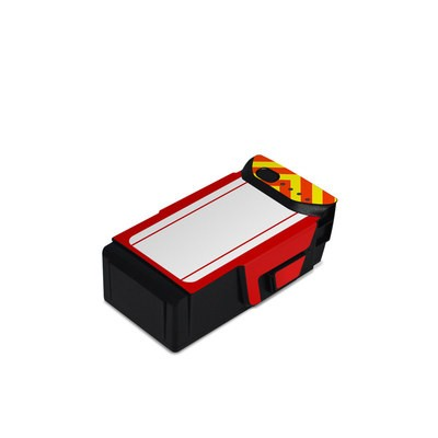 DJI Mavic Air Battery Skin - Fireproof