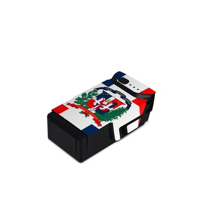DJI Mavic Air Battery Skin - Dominican Republic Flag