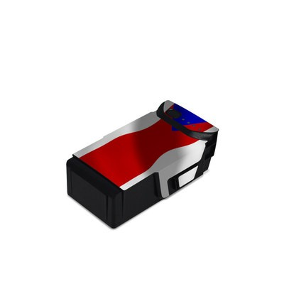 DJI Mavic Air Battery Skin - Puerto Rican Flag