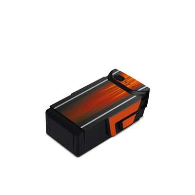 DJI Mavic Air Battery Skin - Hot Rod