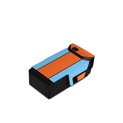 DJI Mavic Air Battery Skin - Retro Racer