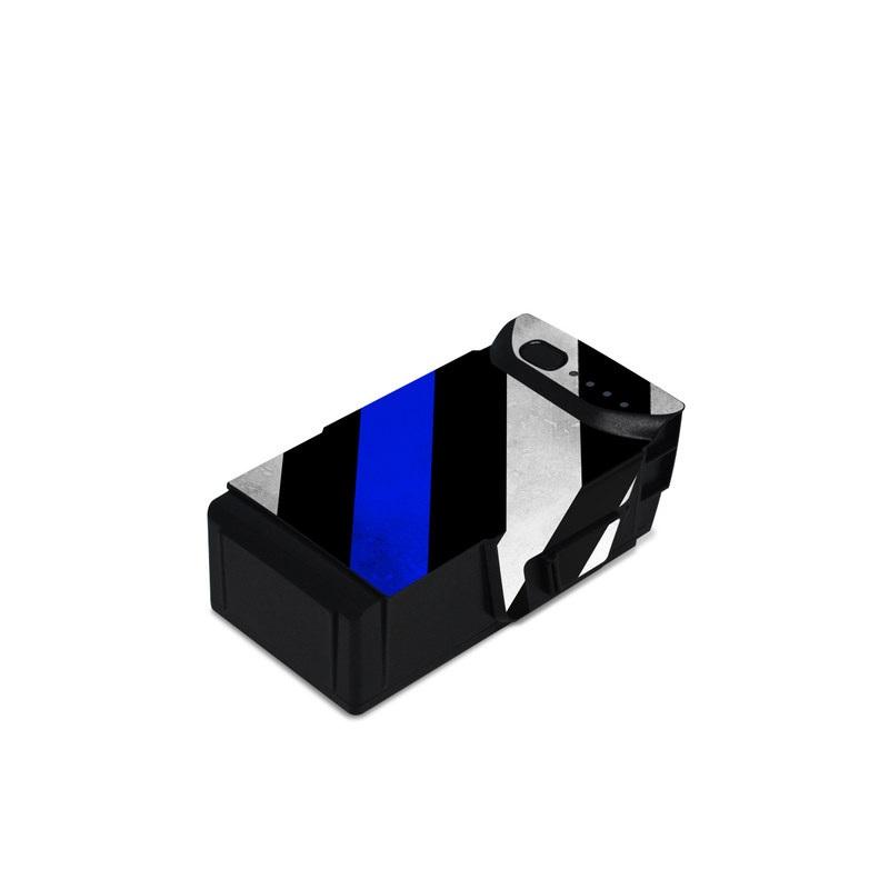DJI Mavic Air Wrap Sticker Skin Decal Thin Blue Line Hero