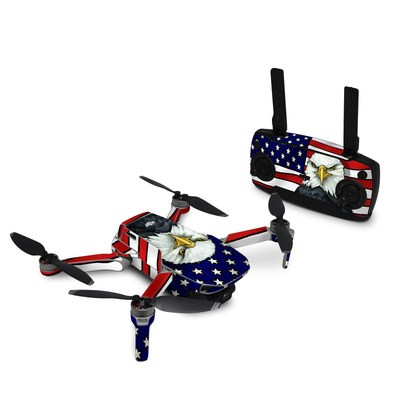 DJI Mavic Mini Skin - American Eagle