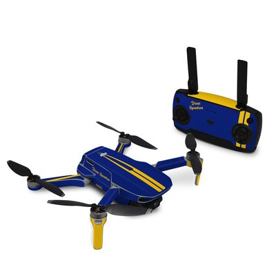 DJI Mavic Mini Skin - Blue Squadron
