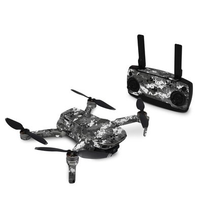DJI Mavic Mini Skin - Digital Urban Camo