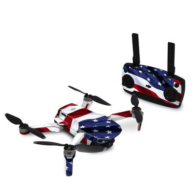 DJI Mavic Mini Skin - Patriotic