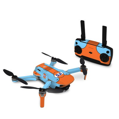 DJI Mavic Mini Skin - Retro Racer