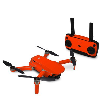 DJI Mavic Mini Skin - Neon Fluorescent Orange