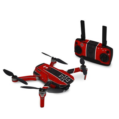 DJI Mavic Mini Skin - The Baron