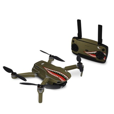 DJI Mavic Mini Skin - USAF Shark
