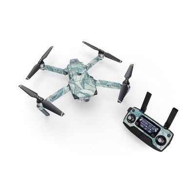 DJI Mavic Pro Skin - Bloom Beautiful Rose