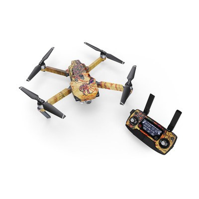 DJI Mavic Pro Skin - Dragon Legend