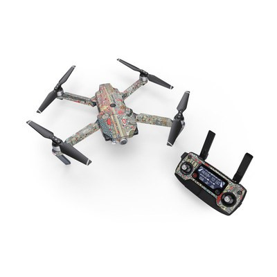 DJI Mavic Pro Skin - Everything and Nothing