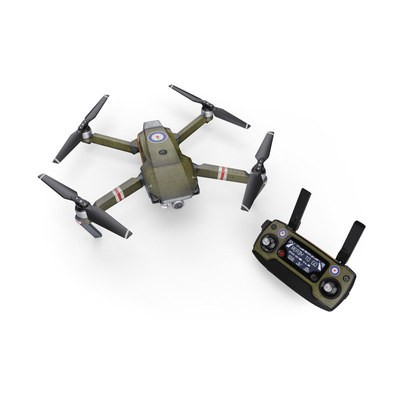 DJI Mavic Pro Skin - Flying Camel