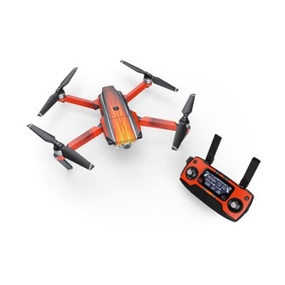 DJI Mavic Pro Skin - Hot Rod