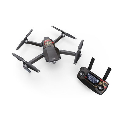 DJI Mavic Pro Skin - High Seas Drifter