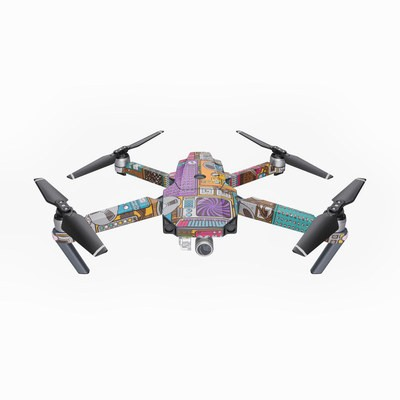 DJI Mavic Pro Skin - In My Pocket