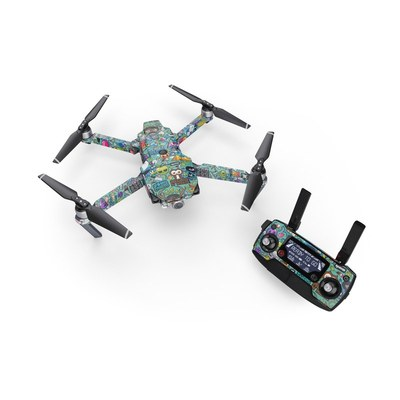 DJI Mavic Pro Skin - Jewel Thief