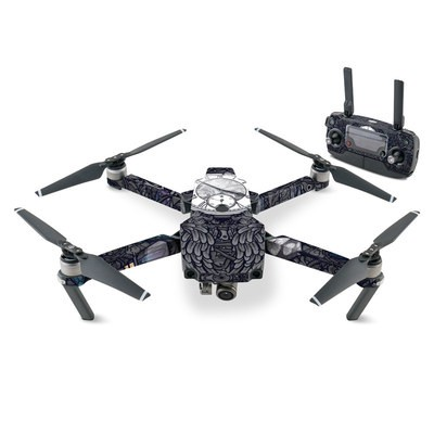 DJI Mavic Pro Skin - Time Travel