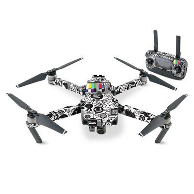 DJI Mavic Pro Skin - TV Kills Everything