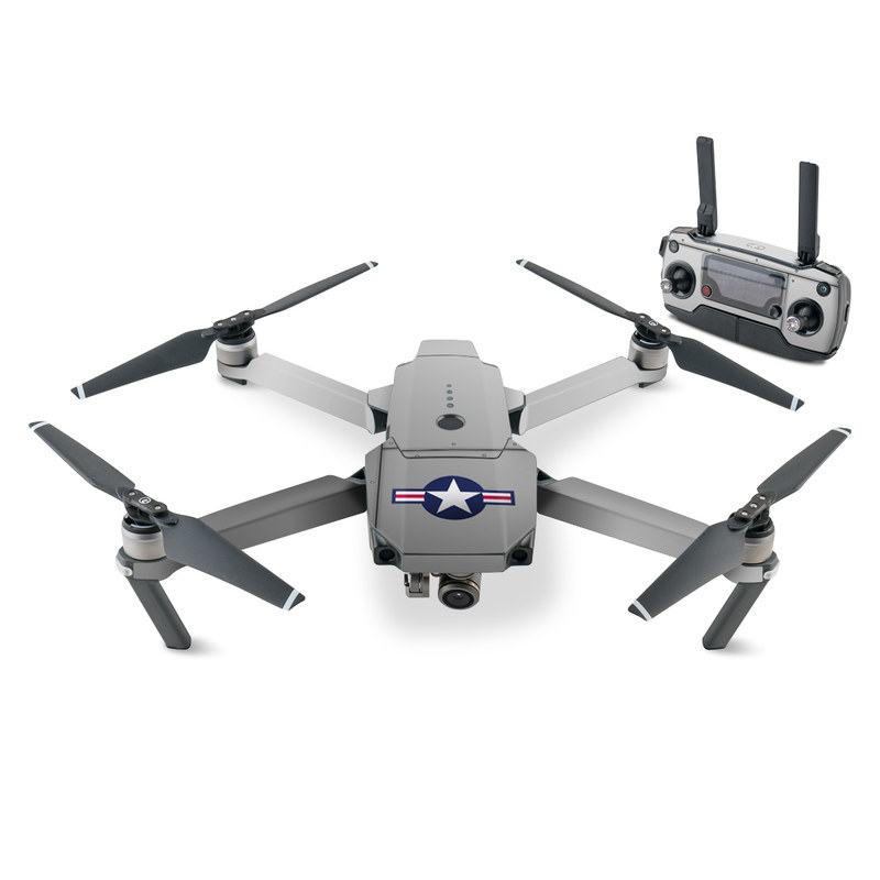 Dji Mavic Pro Skin Wing By Us Air Force Decalgirl