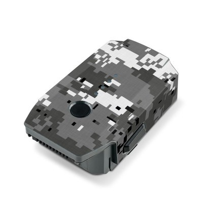 DJI Mavic Pro Battery Skin - Digital Urban Camo