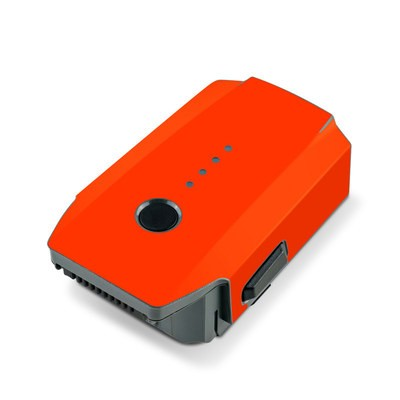 DJI Mavic Pro Battery Skin - Neon Fluorescent Orange