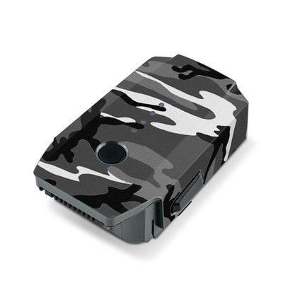 DJI Mavic Pro Battery Skin - Urban Camo