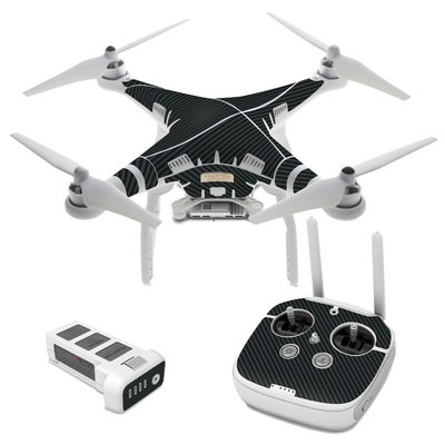 DJI Phantom 3 Skin - Carbon