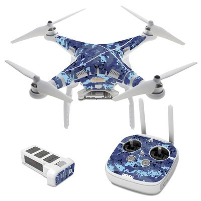 DJI Phantom 3 Skin - Digital Sky Camo