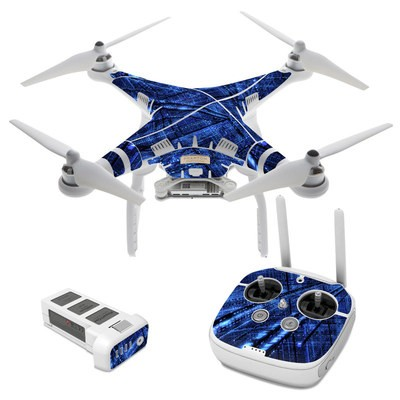 DJI Phantom 3 Skin - Grid